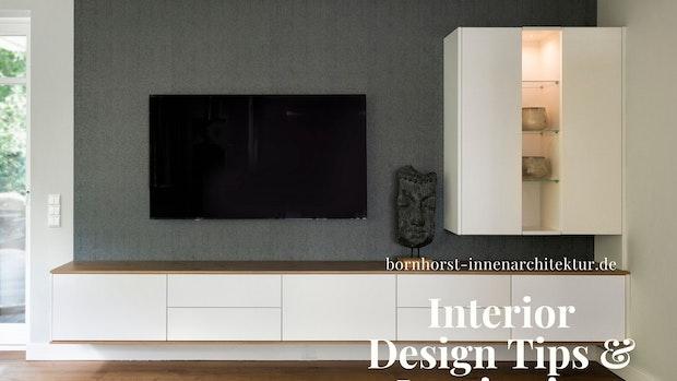 Minimalismus mit Möbeln