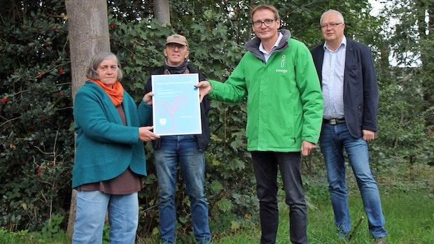 Nabu-Ortsgruppe gewinnt Westenergie-Klimaschutzpreis