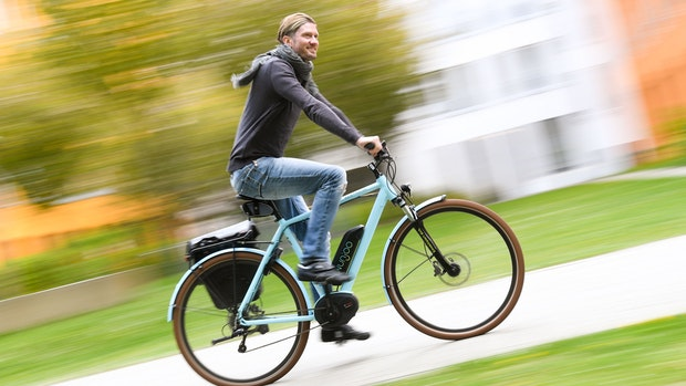 Bundesweite Top-Quote:Jeder Vierte vor Ort hat ein E-Bike