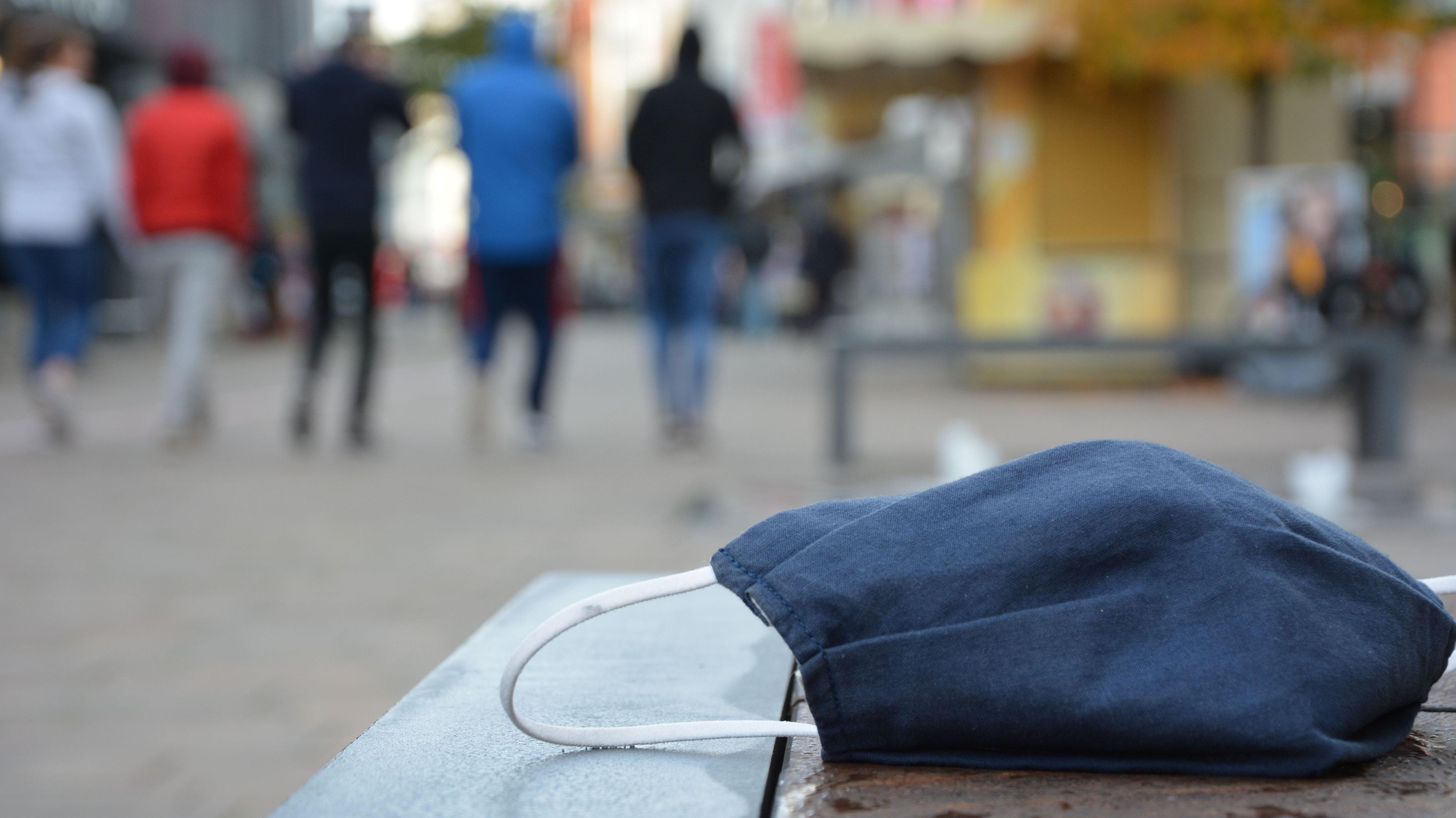 In der Fußgängerzone: OM Online hat Stimmen in Cloppenburg eingefangen. Foto: Hermes
