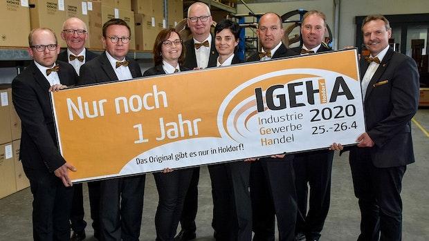 Holdorf sagt die Igeha auch für 2021 ab