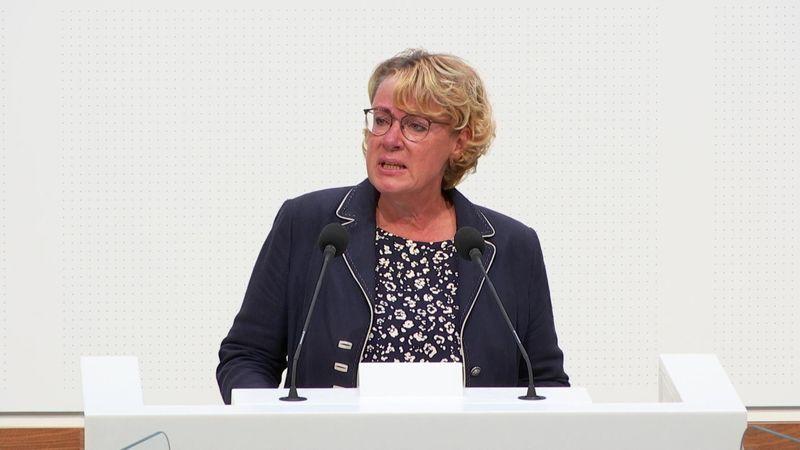 Barbara Otte-Kinast (CDU) will, dass die Branche die Produktion herunterfährt. Foto: dpa
