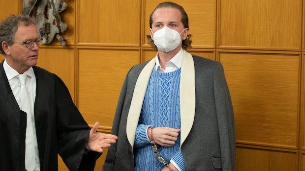 Hendrik Holt muss für zweieinhalb Jahre ins Gefängnis