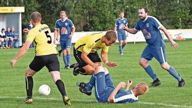 Fußballspiele auf Kreisebene abgesagt