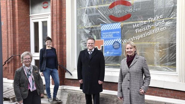 Soziales Kaufhaus soll der Lohner City neue Impulse geben