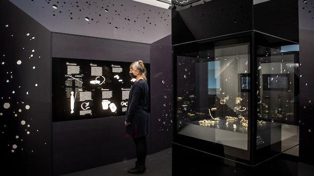 Neuer Platz für alten Schatz: Goldhort-Museum vor Eröffnung
