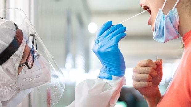 KVN plant keine neuen Corona-Testzentren