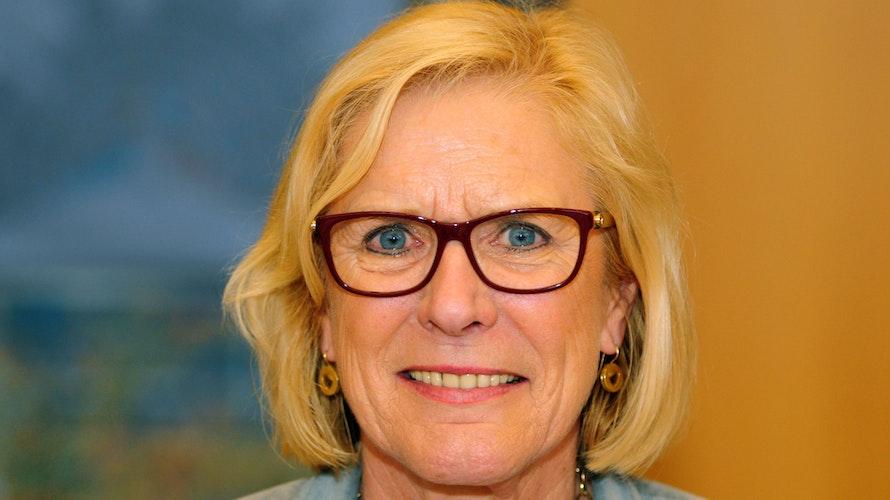 Absagen gehören dazu: Jutta Klaus (UWG) bleibt gelassen. Foto: Kreke