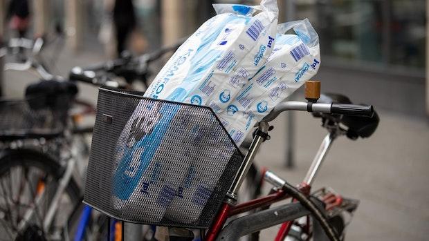 Nachfrage nach Toilettenpapier steigt