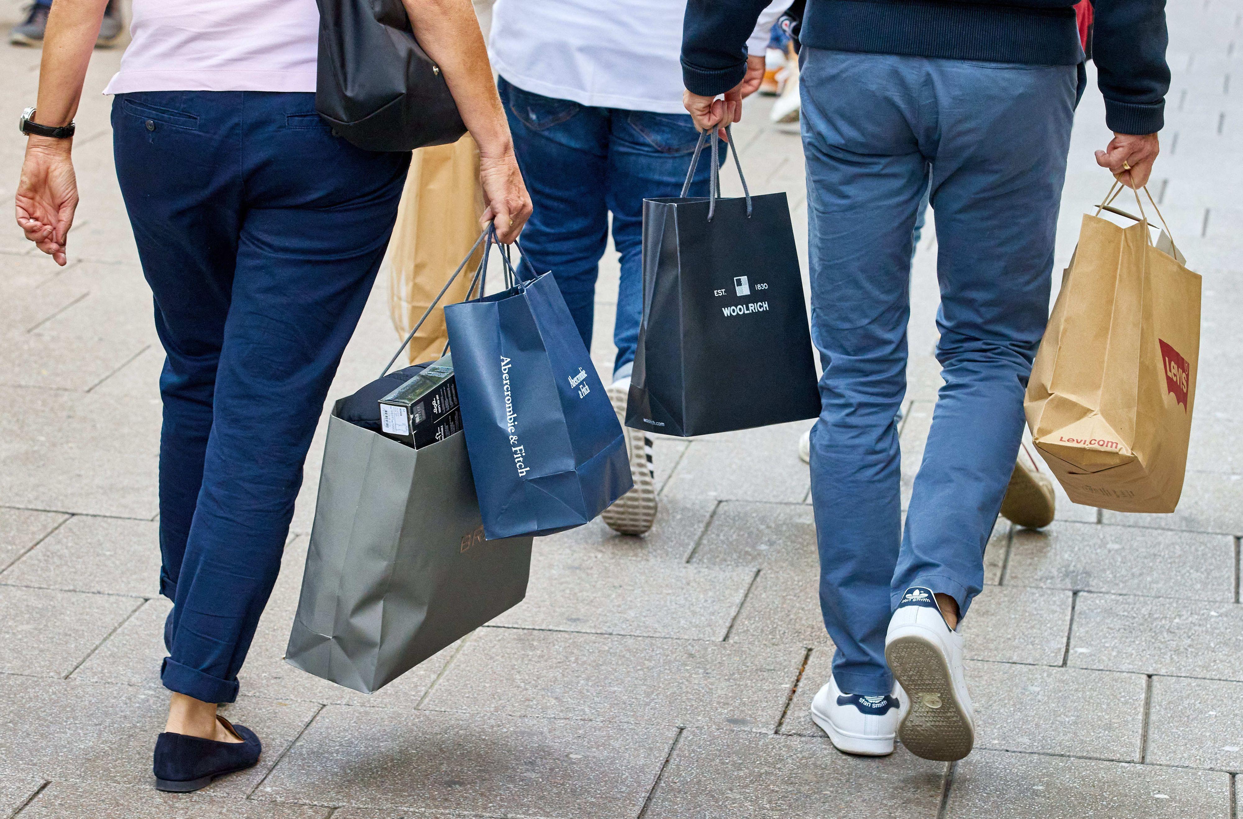 Der stationäre Einzelhandel in der Region bleibt skeptisch: Vor allem das Weihnachtsgeschäft wird mit Sorge betrachtet. Foto: dpa / Wendt