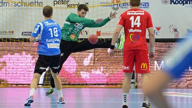 TVC-Handballer verlieren Heimdebüt