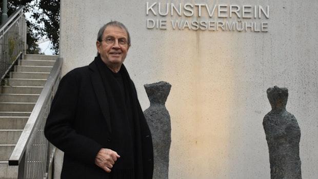 Skulptur würdigt Lebenswerk von Ulrich Fox