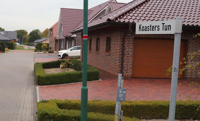 73 Meter kurz: Die Straße Koasters Tun. Foto: Passmann