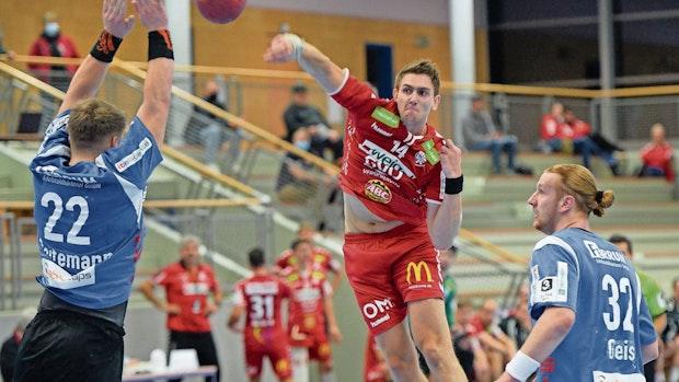 "TVC-Handballer hoffen auf ""Sahnetag"""