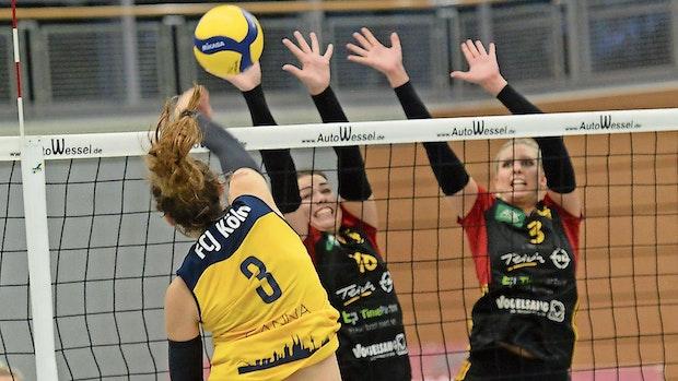 Volleyball zieht Lockdown vor