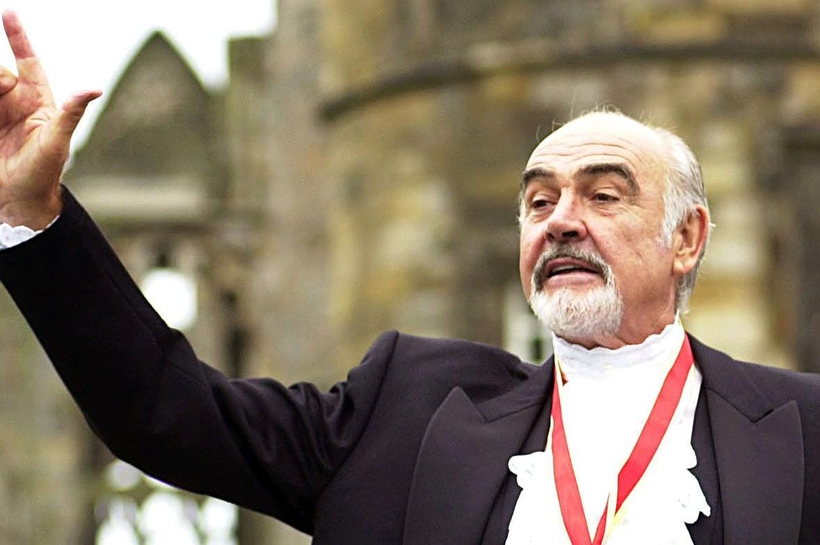 James-Bond-Legende Sean Connery ist tot. Foto: dpa/PA Wire/Cheskin