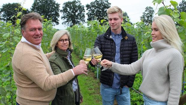 Süße Trauben und große Träume beim Weingut Osterloh