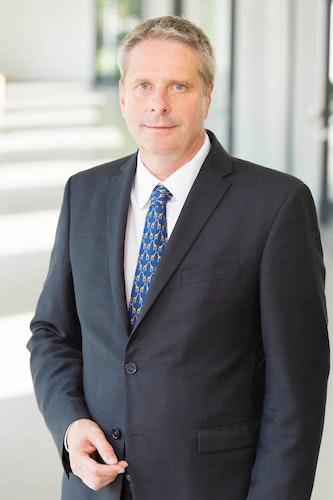 Ist mit der bisherigen Bewältigung der Krise zufrieden: Professor Dr. Burghart Schmidt, Präsident der Universität Vechta. Foto: Universität Vechta