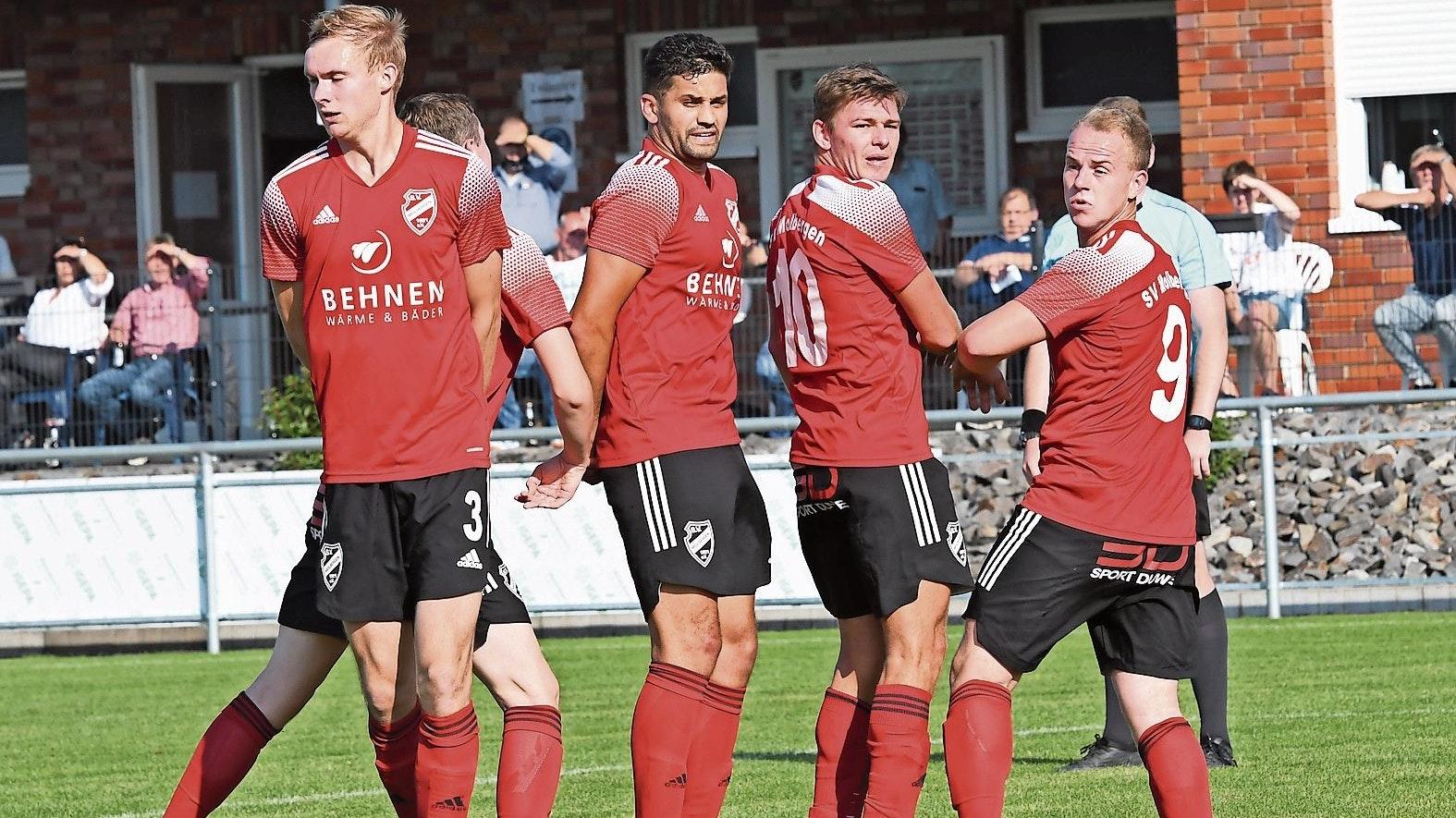 Blickrichtung Neustart: Molbergens Fußballer haben bislang erst zwei Punktspiele absolviert. Am 18. Oktober soll's nun mit dem Gastspiel beim Kreisrivalen SV Altenoythe weitergehen. Foto: Wulfers