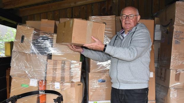 Seit 25 Jahren kämpft Alfons Hoping für litauische Kinder