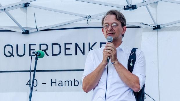 """""""Querdenker"""" Schiffmann plant Freitag Kundgebung in Vechta"""
