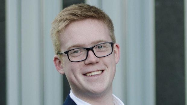 Lukas Reinken ist neuer JU-Landesvorsitzender