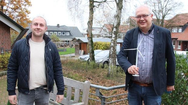 Neuenkirchen-Vörden ist ein Stromerzeuger
