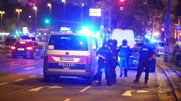 """Innenminister: """"Augenscheinlicher Terroranschlag"""" in Wien"""