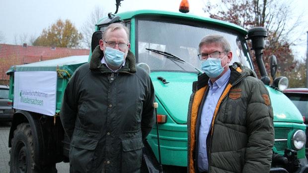 Manfred Schulte verlässt die Landwirtschaftskammer