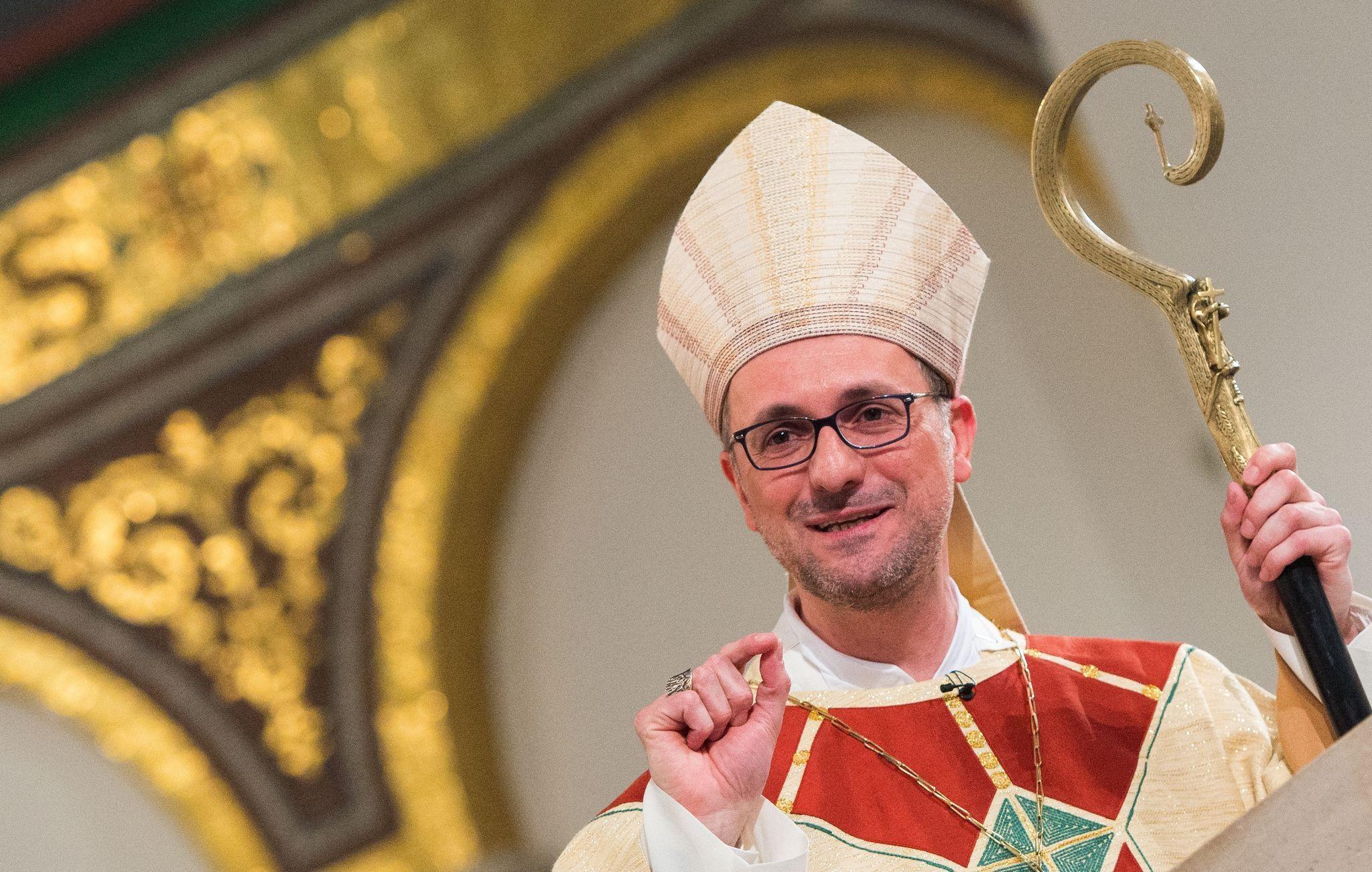 In der Kritik: Der Hamburger Erzbischof Stefan Heße. Foto: dpa/Bockwoldt