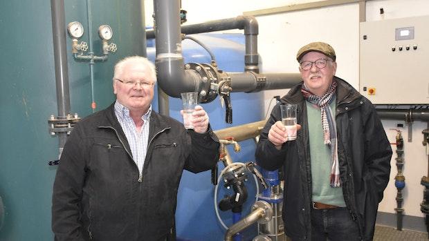 Langenberg fördert sein eigenes Wasser