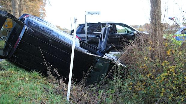 Unfall auf dem Bokerner Damm wirft Fragen auf