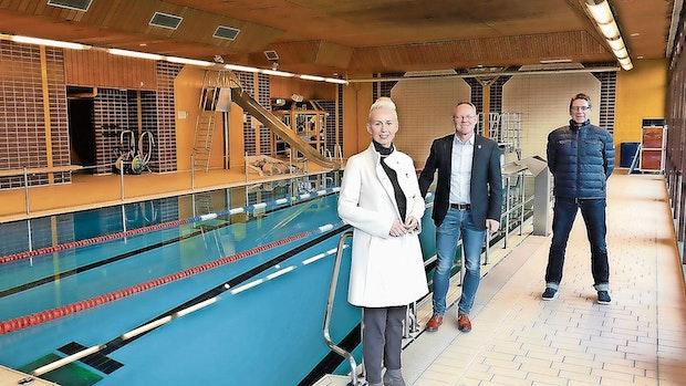 Freude über 1,1 Millionen für Bad-Sanierung