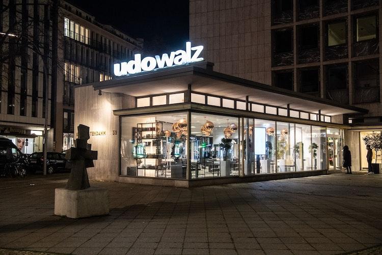 Udo Walz Salon am Kurfürstendamm. Foto: dpa