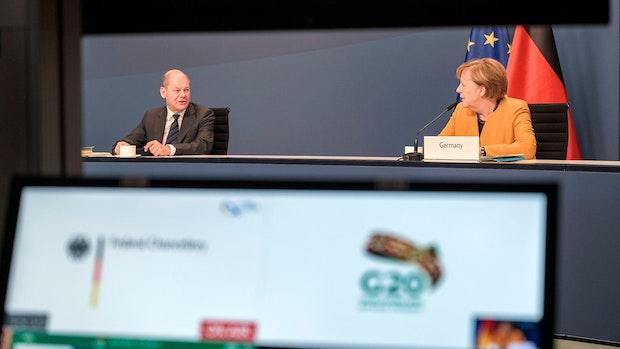 G20 will gerechte Verteilung von Corona-Impfstoffen