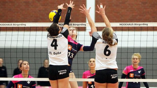 2:3 – VfL Oythe hat die Hand am Sieg