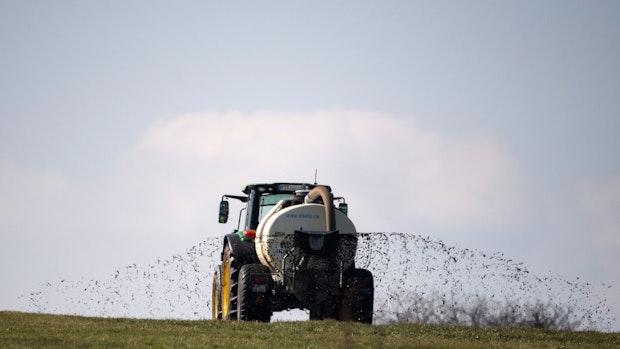 Düngeverordnung: Bauern legen in Karlsruhe Beschwerde ein