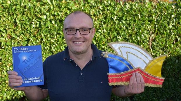 Andreas Menke freut sich aufs Jubiläum