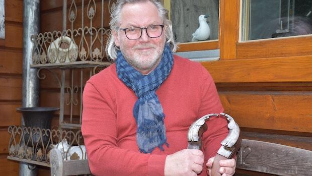 Peter Stahlich bietet Rares für Bares an