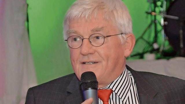 Stand Rede und Antwort: Dr. Franz Stuke, Vorsitzender des KSB Cloppenburg. Foto: Oliver Hermes