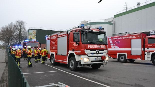 Feuerwehr findet bei Wernsing keinen Brand