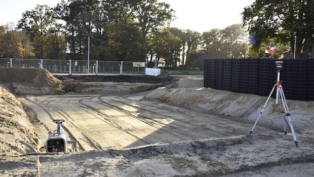 Sanierung in Osterfeine soll im März 2021 beendet sein