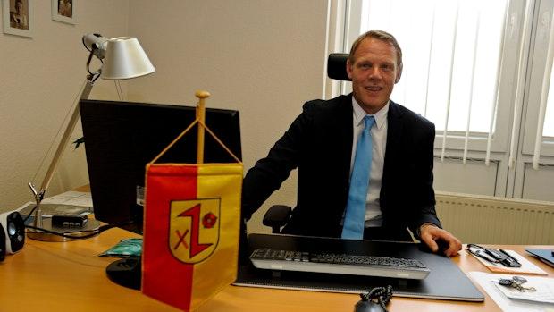 Frank Bittner will Dinklager Bürgermeister bleiben