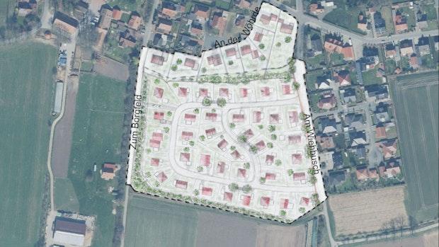 Vermarktung von Bauplätzen erfolgt nach klaren Kriterien
