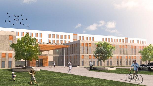 Zentralklinik Vechta-Lohne: Entscheidung des Landes zieht sich hin