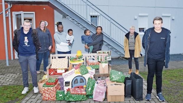 Löninger Schüler sammeln Spielzeug für Flüchtlingskinder