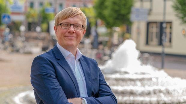 SPD will Alexander Bartz in den Bundestag schicken