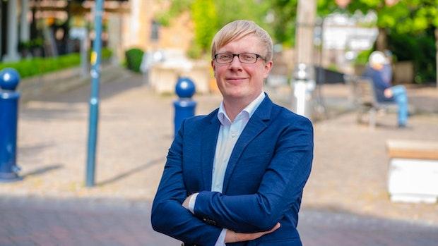 Alexander Bartz will für die SPD nach Berlin