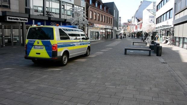 Distanz in den Mai: Polizei zieht positive Bilanz fürs Oldenburger Münsterland