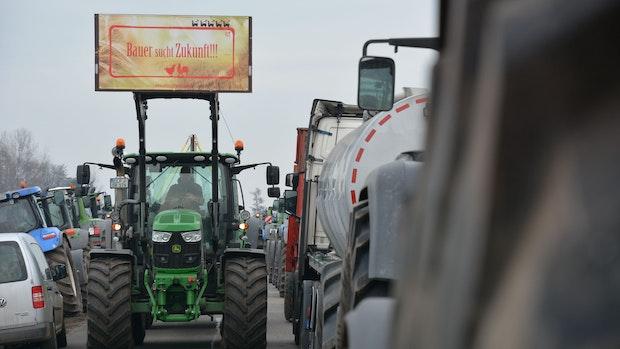 Landwirte und Lebensmittelhändler einigen sich